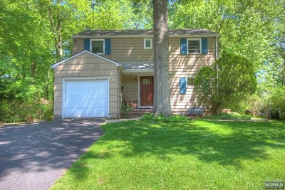 Tenafly Single Family Home For Sale: 73 Buff Road