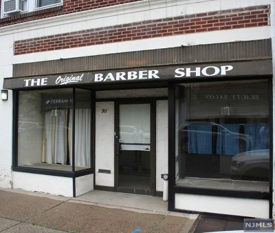 Teaneck Commercial For Sale: 311-315 Queen Anne Road