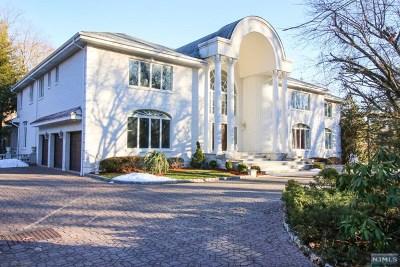 Ho-Ho-Kus Single Family Home For Sale: 519 Eastgate Road