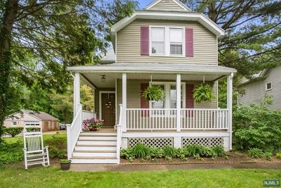 Totowa Single Family Home For Sale: 699 Riverview Drive