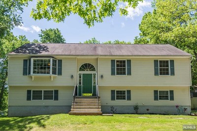 West Milford Single Family Home For Sale: 15 Sycamore Lane