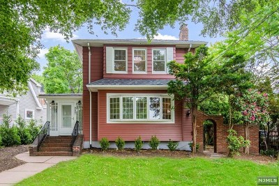Hasbrouck Heights Single Family Home For Sale: 227 Berkshire Road