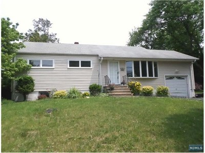 Paramus Single Family Home For Sale: 456 North Farview Avenue