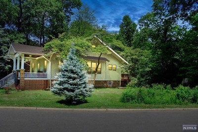 Demarest Single Family Home For Sale: 412 Piermont Road