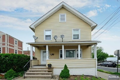 East Rutherford Single Family Home For Sale: 137 Union Avenue