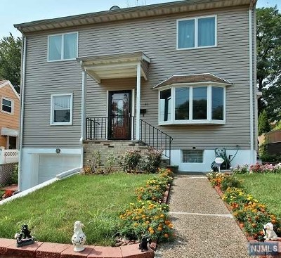 Passaic Single Family Home For Sale: 11 Ackerson Place