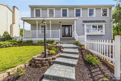 New Milford Single Family Home For Sale: 390 James Wood Court