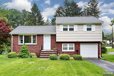 Mahwah Single Family Home For Sale: 163 Island Road