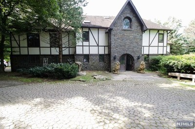 Saddle River Single Family Home For Sale: 110 East Allendale Road