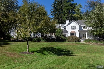 Montvale Single Family Home For Sale: 20 Spring Valley Road