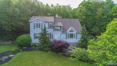 West Milford Single Family Home For Sale: 95 Wooley Road