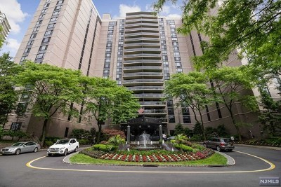 Fort Lee Condo/Townhouse For Sale: 1512 Palisade Avenue #18 D