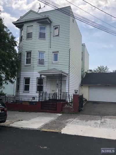 Paterson Multi Family 2-4 For Sale: 9 Garrison Street