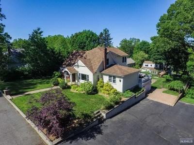 Midland Park Single Family Home For Sale: 18 Walnut Street
