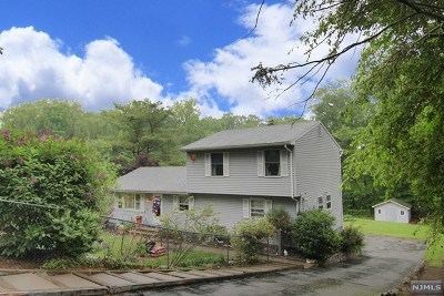 West Milford Single Family Home For Sale: 38 Navajo Trail