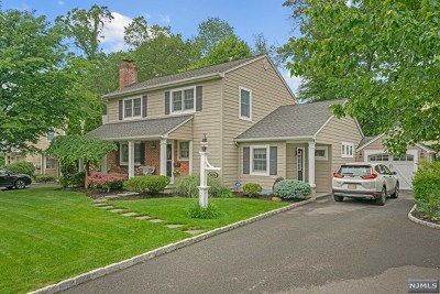 Wyckoff Single Family Home For Sale: 313 Birch Parkway