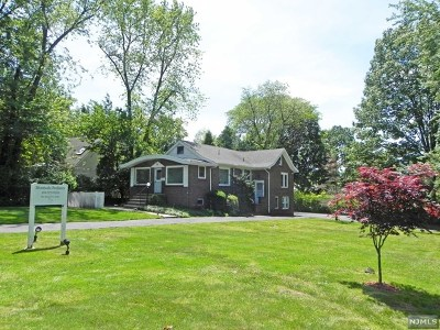 Montvale Multi Family 2-4 For Sale: 26 North Kinderkamack Road