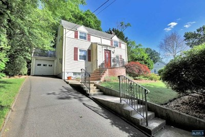 Tenafly Single Family Home For Sale: 200 Serpentine Road
