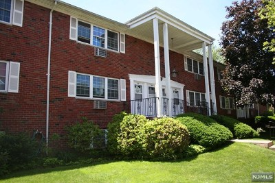 Teaneck Condo/Townhouse For Sale: 382 Terhune Street #6