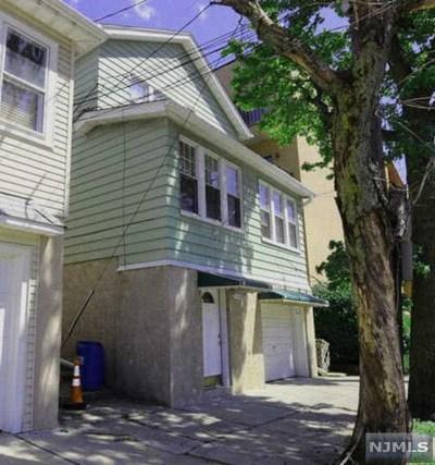 Cliffside Park Multi Family 2-4 For Sale: 396 Gorge Road