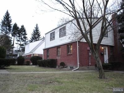 Tenafly Single Family Home For Sale: 600 Knickerbocker Road