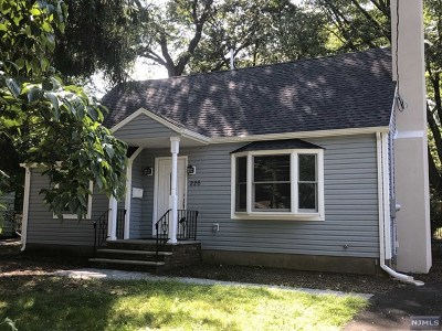 Closter Single Family Home For Sale: 226 Knickerbocker Road