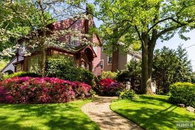 River Edge Single Family Home For Sale: 668 Bogert Road