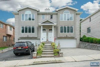Fort Lee Condo/Townhouse For Sale: 445a Grandview Place
