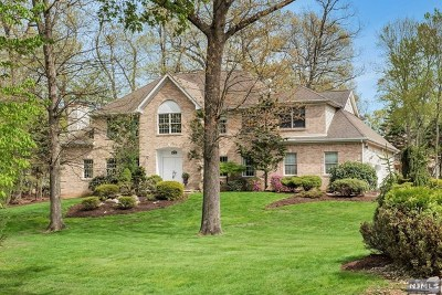 Montville Township Single Family Home For Sale: 28 Woodshire Terrace