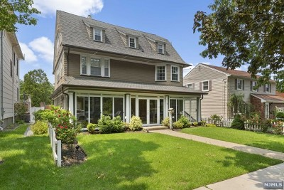 Rutherford Single Family Home For Sale: 42 Ridge Road