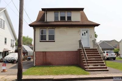 Little Ferry Single Family Home For Sale: 15 Park Street