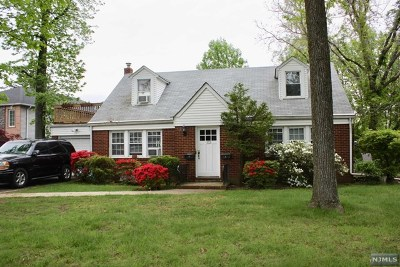 Paramus Rental For Rent: 102 North Farview Avenue #1