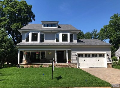 Oradell Single Family Home For Sale: 690 Park Avenue