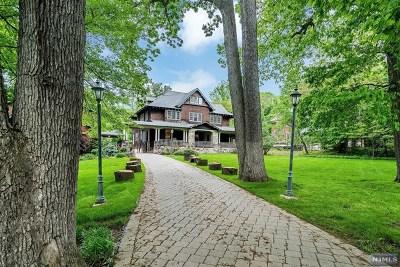 Englewood Single Family Home For Sale: 229 Chestnut Street