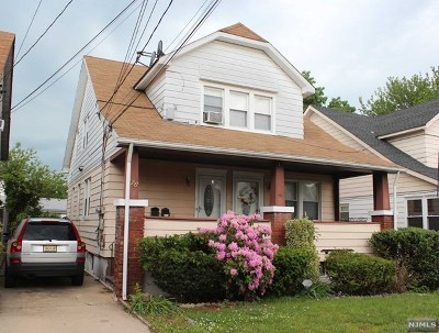 Paterson Multi Family 2-4 For Sale: 176-178 East 24th Street