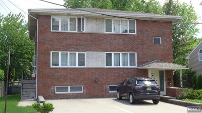 Fort Lee Multi Family 2-4 For Sale: 1424 11th Street