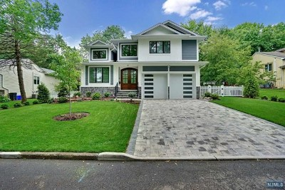 Cresskill Single Family Home For Sale: 37 7th Street