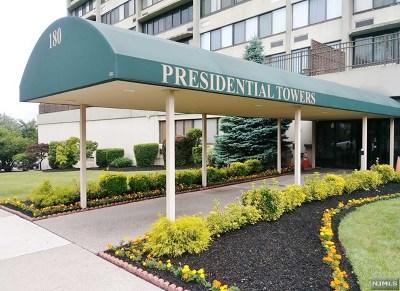 Passaic Condo/Townhouse For Sale: 170-202 Lafayette Avenue
