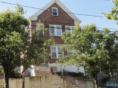 Passaic Multi Family 2-4 For Sale: 515 Harrison Street