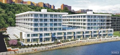 Edgewater Condo/Townhouse For Sale: 3 Somerset Lane #307