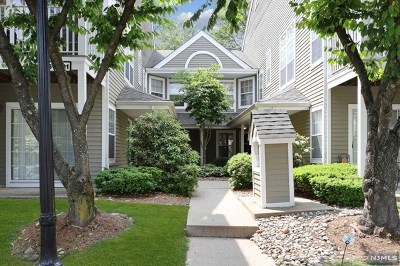 Mahwah Condo/Townhouse For Sale: 1385 York Street