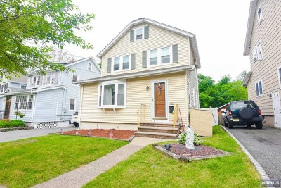 Oradell Single Family Home For Sale: 93 Beverly Road