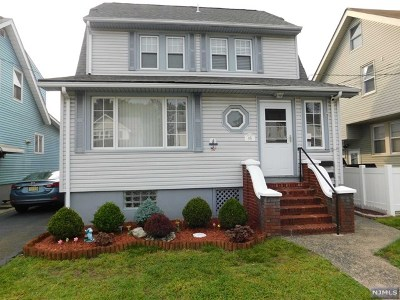 Totowa Multi Family 2-4 For Sale: 45 Lewis Place