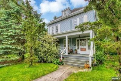 Westwood Single Family Home For Sale: 217 Washington Avenue