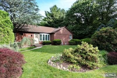 Waldwick Single Family Home For Sale: 12 John Dow Avenue