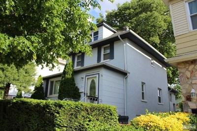 Bogota NJ Single Family Home For Sale: $327,000