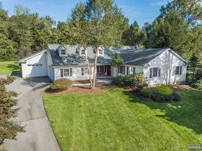 Mahwah Single Family Home For Sale: 53 Degray Terrace
