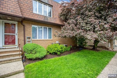 East Rutherford Condo/Townhouse For Sale: 36 Herman Street #B3