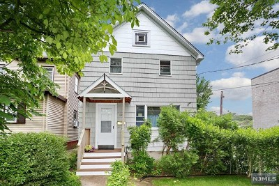 Hillsdale Single Family Home For Sale: 345 Washington Avenue
