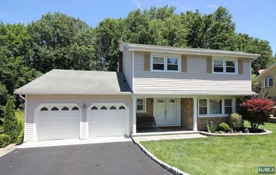 Wanaque Single Family Home For Sale: 13 Wolfe Drive